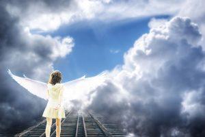 תקשור עם מלאכים